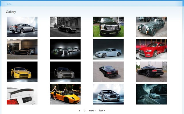 Create a simple image gallery in Drupal 6 using CCK and Views ...